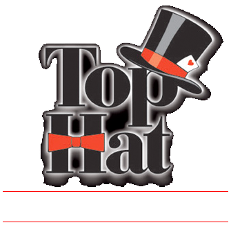 top hat casino